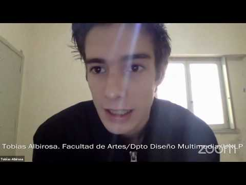 Conversatorio: La Danza Performance en plataformas virtuales. Invitado Tobias Albirosa