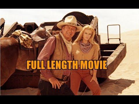 Western Movie Full Length THE TRAIN ROBBERS , John Wayne (subtitles) Full Western Movie