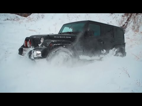Subaru Forester VS Jeep Wrangler Rubicon
