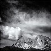 Ai piedi del cielo - Gruppo Sassolungo - 2009