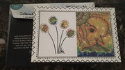 Postcard & Envelope