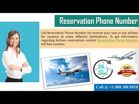 Book Flight Ticket at Airlines Customer Service Number 1 888 388 8918