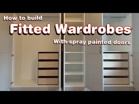 Affordable Fitted Wardrobe Sliding Doors discount offers Finance Available