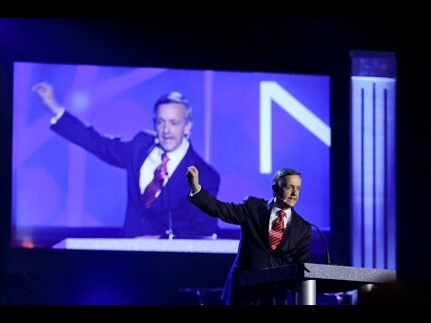 4 'Explosive' Decisions by the U.S. Supreme Court - Robert Jeffress at NRB15