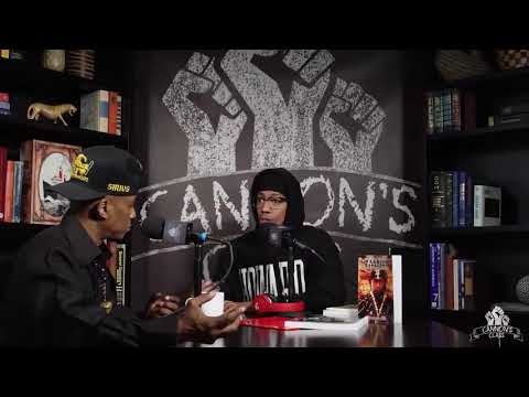 """*Nick Cannon calls white people """"Savages"""" during interview.*"""
