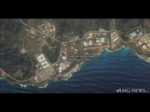 The Guantanamo Bay Detention Camp