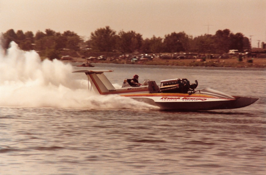 7-25-1981 Frank Kenney  Tri Cities 2