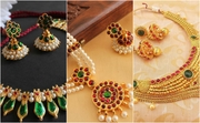 Get Instant Discounts on Designer Necklace Sets