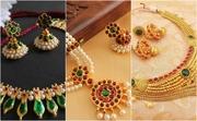 Get Instant Discounts on Designer Necklace Sets