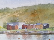 Fishermen's Huts Rosslare Safe