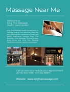 Massage Near Me in Toronto - King Thai Massage