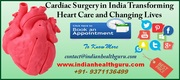 Cardiac Surgery in India Transforming Heart Care and Changing Lives