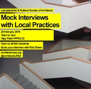 BA3 Mock Interviews with Local Practices