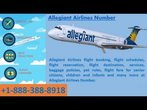 Allegiant Airlines Customer Service - Check Allegiant Airlines Flight Status