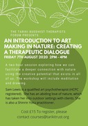 Introduction to Art making in Nature: creating a therapeutic dialogue