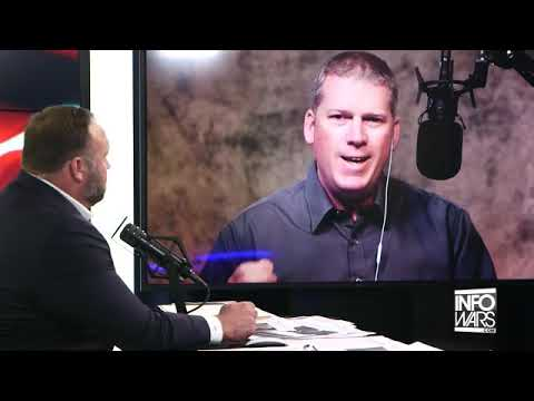 The Alex Jones EXCLUSIVE: Obama Put US Under Martial Law In 2020, Trump Is About To End It