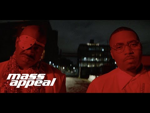 Nas - Cops Shot The Kid (Official Video)