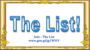 The List Builds You an Instant Ready Made Business