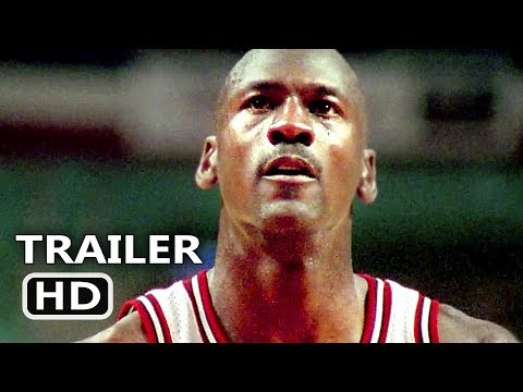"Michael Jordan NEW Documentary ""THE LAST DANCE"" Official Trailer (2018)"