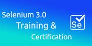 Selenium 3.0 Training & Certification (40%OFF)