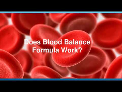 Blood Balance Advanced Formula Shark Tank