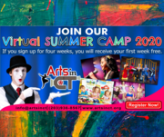 Arts in CT Virtual Summer Camp