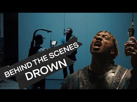 Behind the Scenes of Drown Music Video