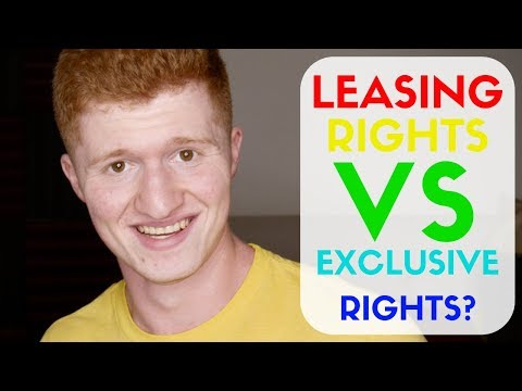 RAPPERS: HERE'S The Difference Between Leasing Rights And Exclusive Rights Explained