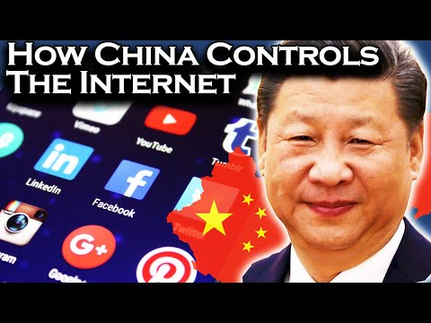 How China Controls the Internet...