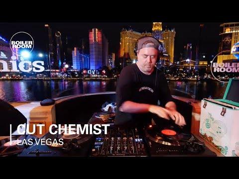 Cut Chemist   Boiler Room x Technics x Dommune   Las Vegas