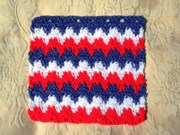 Granny Spike Square