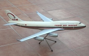 Space Models 1:100 RAM B747-400