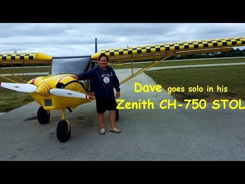 Zenith CH-750 - Dave's Solo