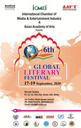 6th Global Literary Festival Noida 2020 Announced