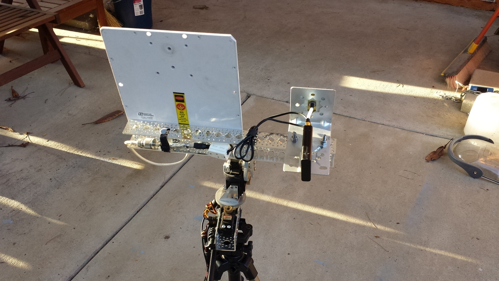 The expensive but attention grabbing Antenna Tracker - DIY Drones
