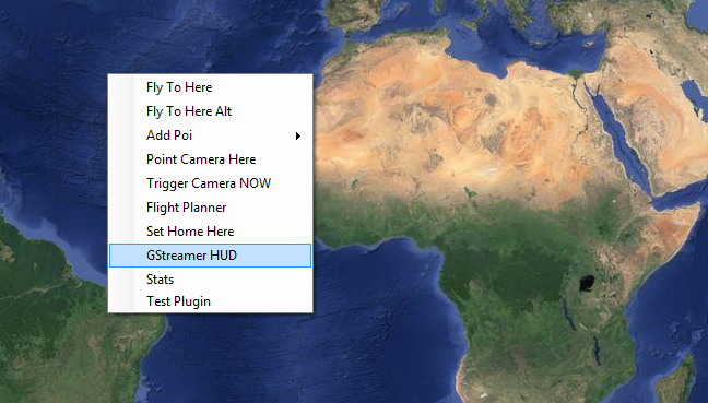 How to setup a Mission Planner HD-Video HUD using GStreamer and
