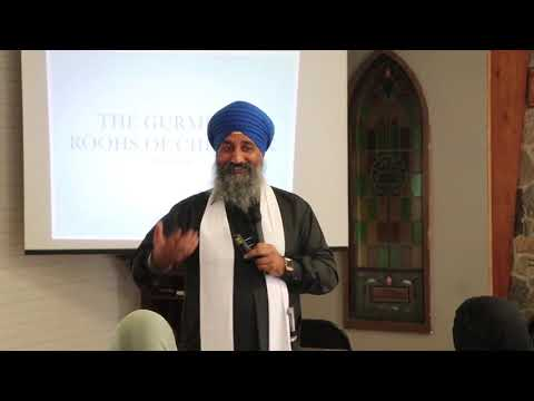 Bhai Jagjit Singh (UK) SFC2018 - Part 1 Parenting Course (Incomplete)