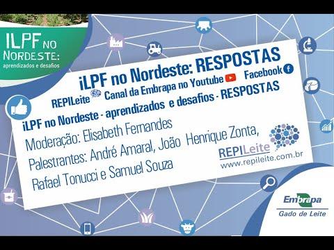 iLPF no Nordeste: aprendizados e desafios_respostas