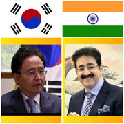 ICMEI Celebrated 17th July as South Korean Constitution Day