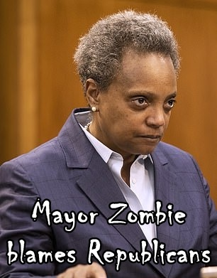 Mayor Zombie
