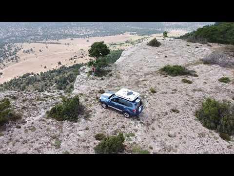 Subaru Forester SH Landscape Dji Mavic Mini