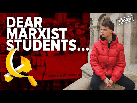 Dear Marxist Students, Be Careful What You Wish For