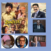 AAFT University Paid Gratitude to The Makers of Film Zanjeer