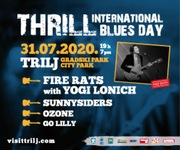 Thrill International Blues Day (Croatia)