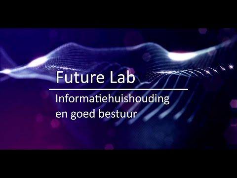 Ontbijtbijeenkomst Future Lab