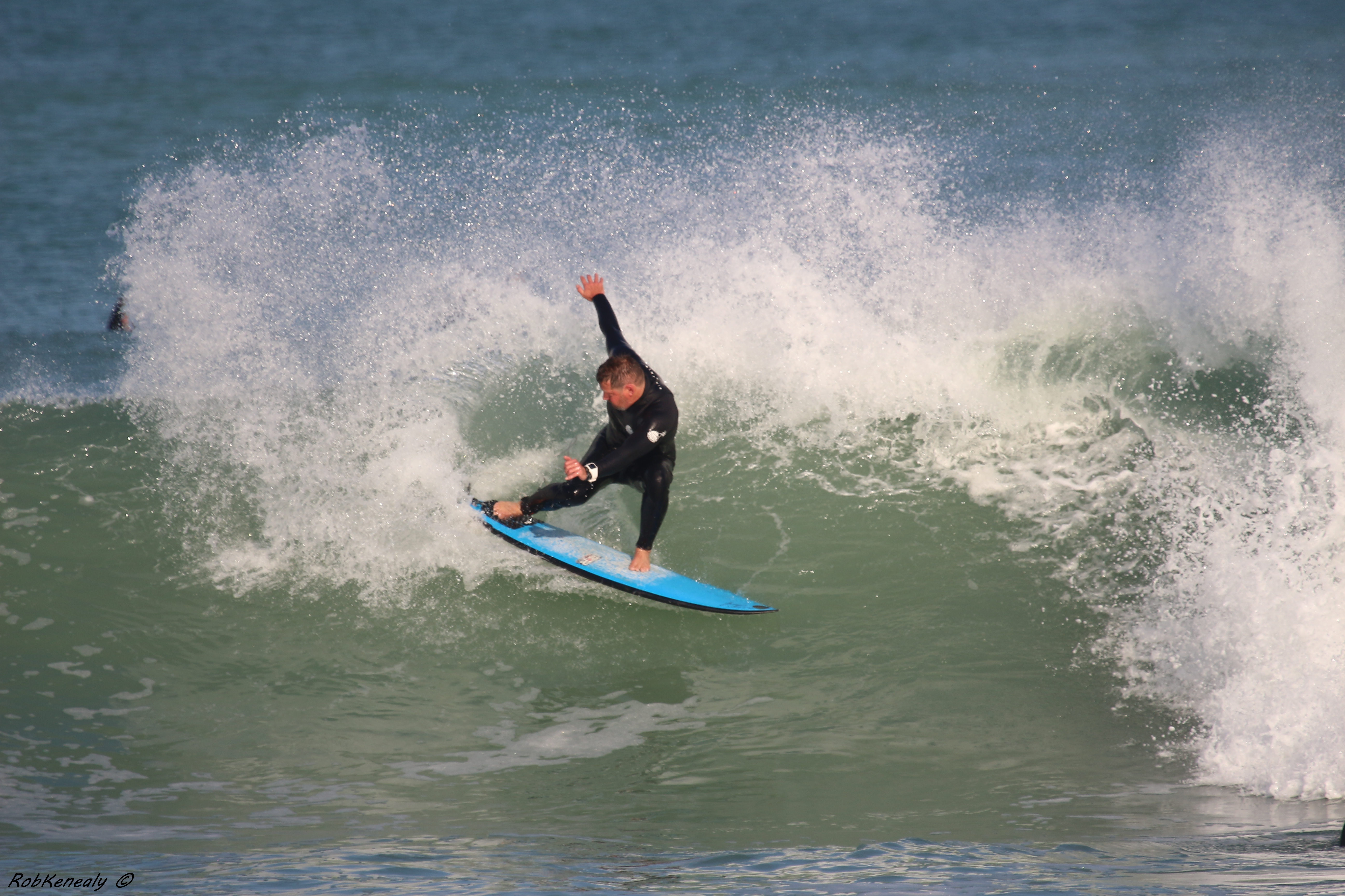 Darren Sturgess -Ripping  up the  West Coast !!!