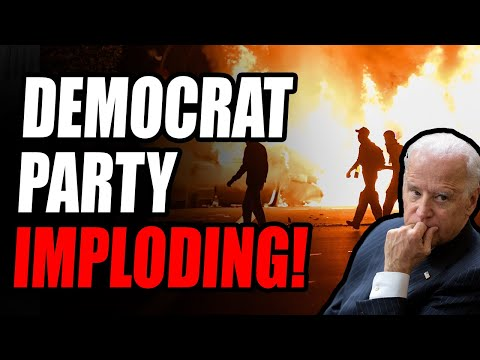 Democrat Party IMPLODING As 85 000 DEFECT To Vote For TRUMP!