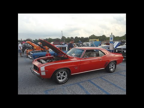 Motor Menders July 2020 Friday Night Cruise