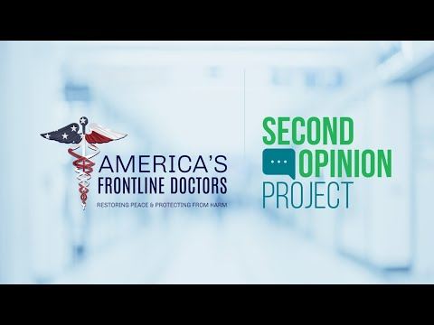 Press Conference - America's Frontline Doctors Summit
