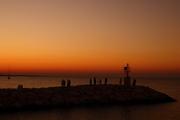vita da tramonto